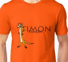 Timon [with name] Unisex T-Shirt