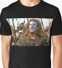 Braveheart Graphic T-Shirt