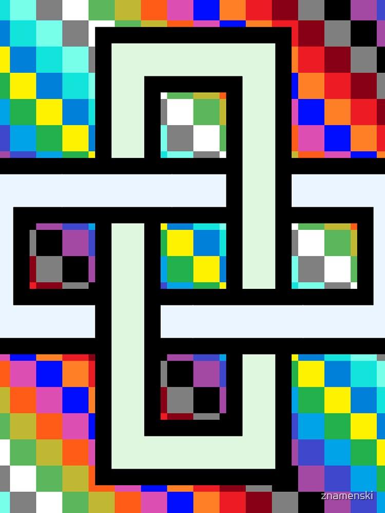 Trippy Cheese Colors by znamenski