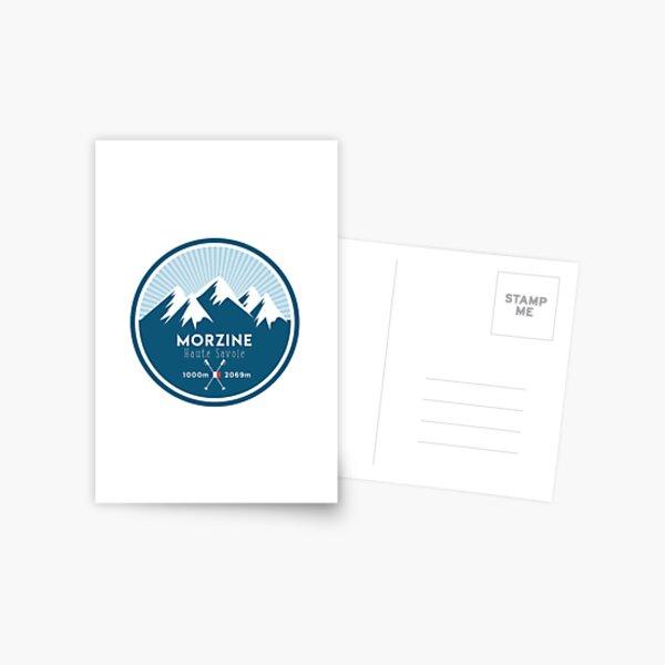 MORZINE Carte postale