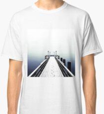 Beach Lubmin - Winter Study II Classic T-Shirt