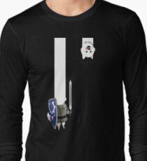 Undertale Lesser dog Long Sleeve T-Shirt