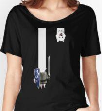 Undertale Lesser dog Women's Relaxed Fit T-Shirt