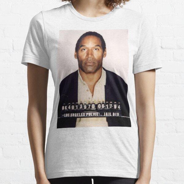 O.J. Simpson Essential T-Shirt