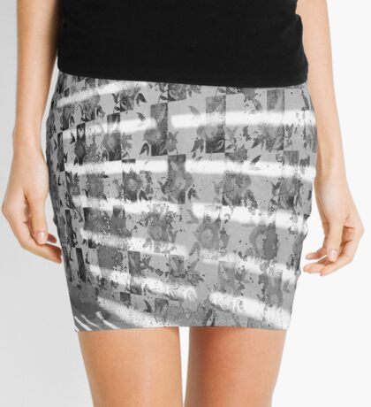 Patterns and more Patterns Mini Skirt