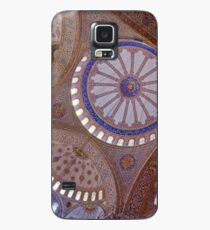 Blue mosque in Istanbul Case/Skin for Samsung Galaxy