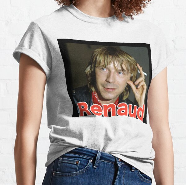 Renaud clope T-shirt classique