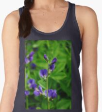 Violet Blue Women's Tank Top