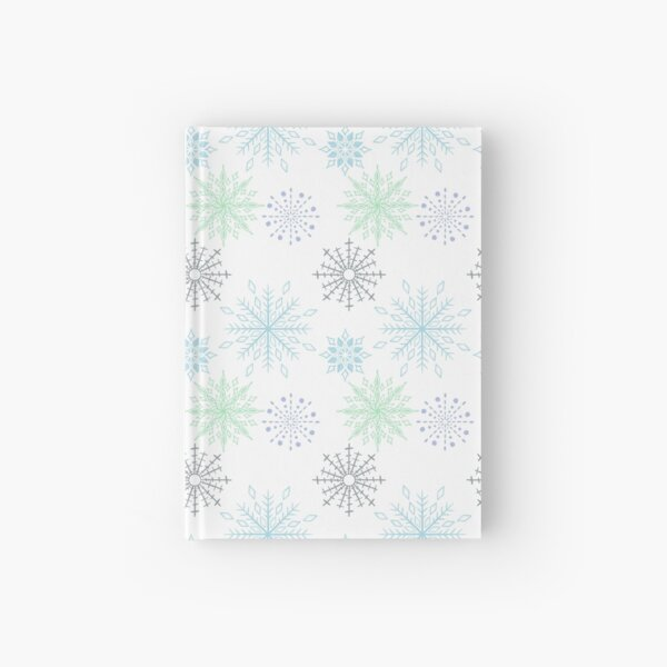 First Snow Hardcover Journal