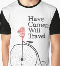Have Camera Will Travel Alt Version T-shirts & Gifts Graphic T-Shirt