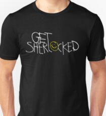 Get Sherlocked T-Shirt