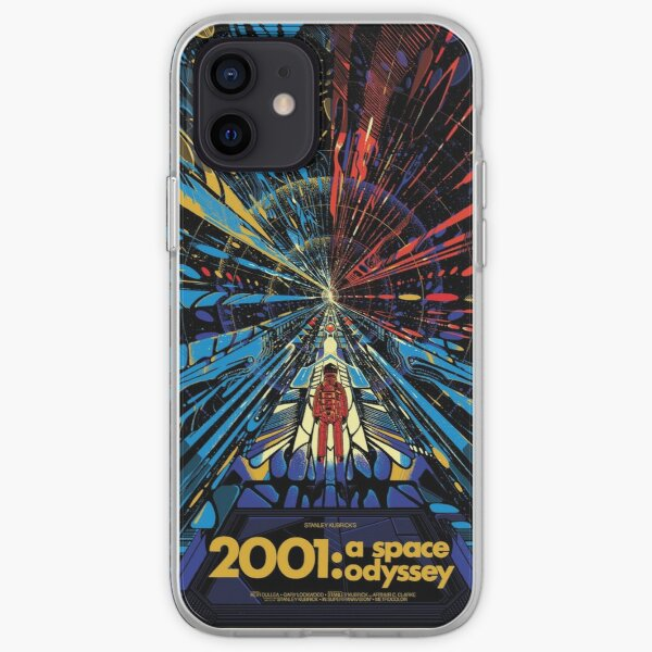2001 A Space Odyssey iPhone Soft Case