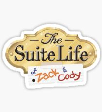 Suite Life of Zack & Cody Sticker