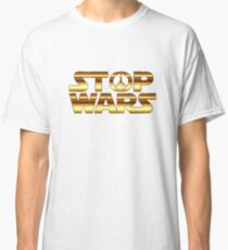 Star Wars Peace Hippie Classic T-Shirt
