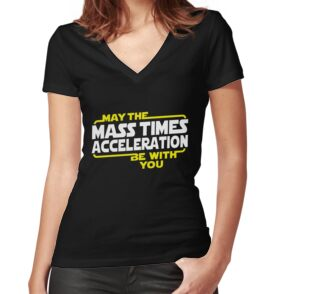 45dfca19 Star Wars - May the Mass x Acceleration Be With You