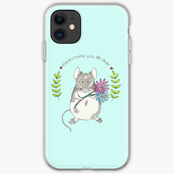 Everything will be Okay iPhone Soft Case