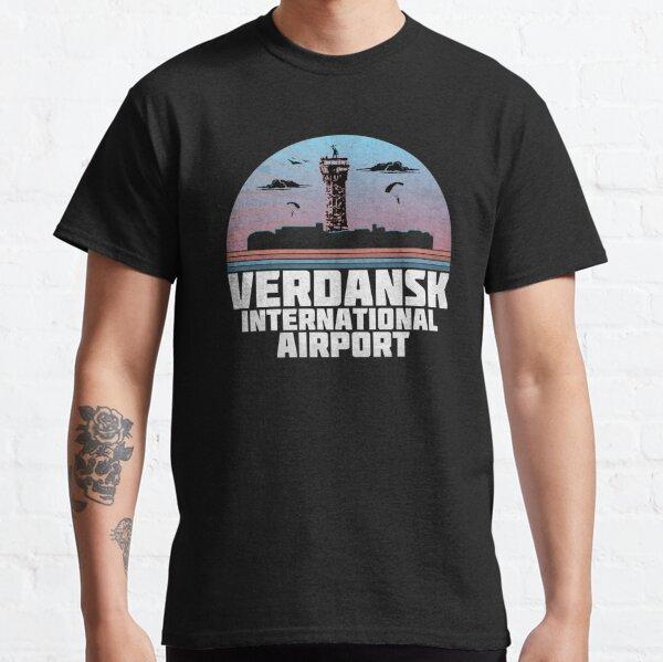 Aeropuerto internacional de Verdansk Camiseta clásica