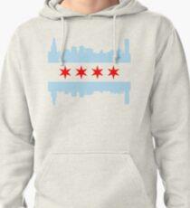 Chicago Skyline Felpa ZikBn