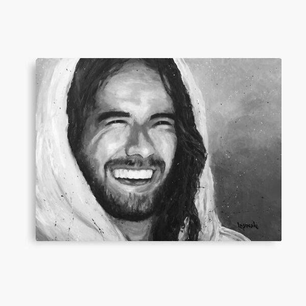 Jesús sonriendo # 2 Lienzo