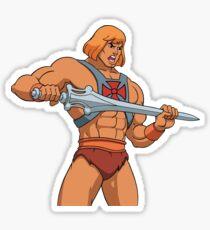 He Man Sticker