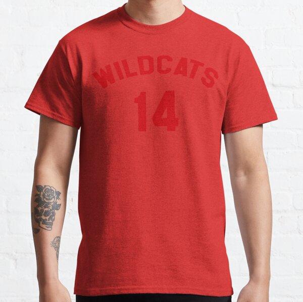 High School Musical: Wildcats Red T-shirt classique