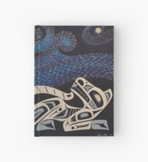 Star Gazer Hardcover Journal