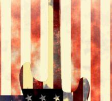 American Guitar Gibson Sticker
