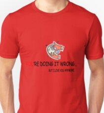 wrong 2 T-Shirt