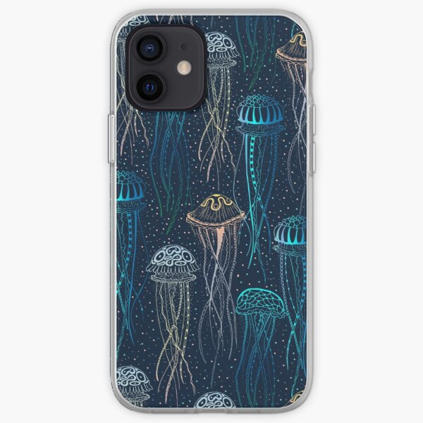 Jellyfish iPhone Soft Case