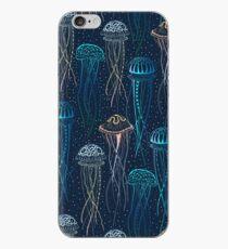 Vinilo o funda para iPhone Jellyfish