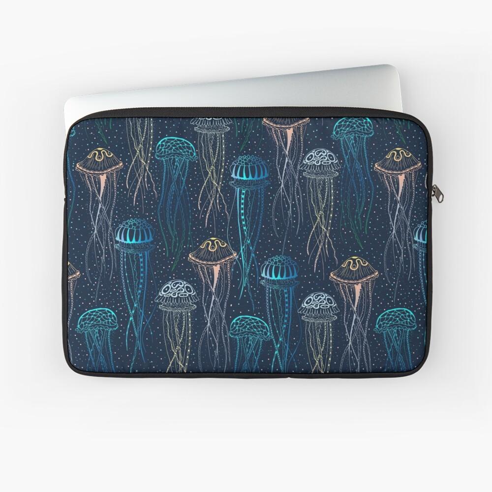 Jellyfish Laptop Sleeve