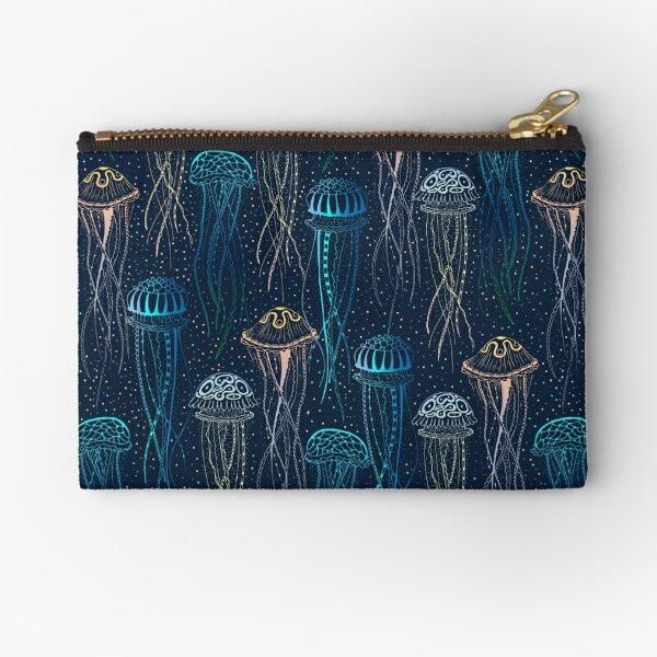 Jellyfish Zipper Pouch
