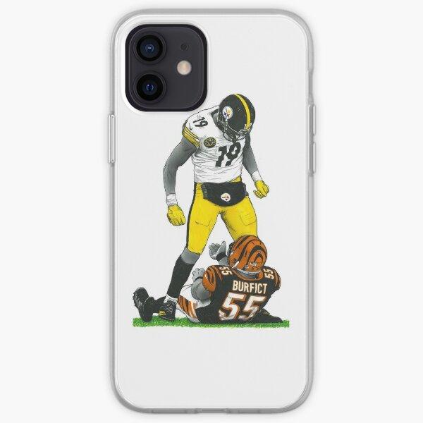 JuJu Smith-Schuster iPhone Soft Case