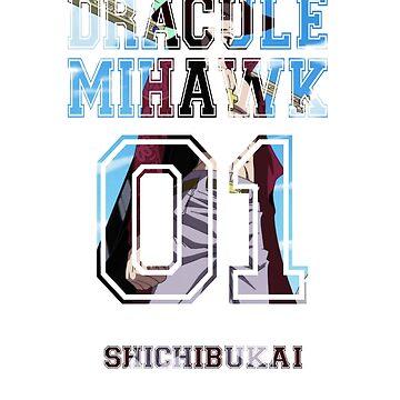Dracule Mihawk  by Azukiyo