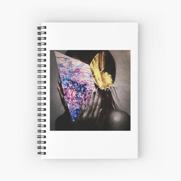 """""""Butterfly Girl""""  Spiral Notebook"""