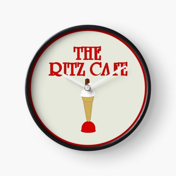 The Ritz Cafe, Millport Clock