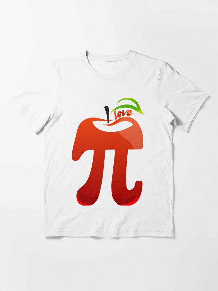 Alternate view of I love apple pie by mickydee.com Essential T-Shirt