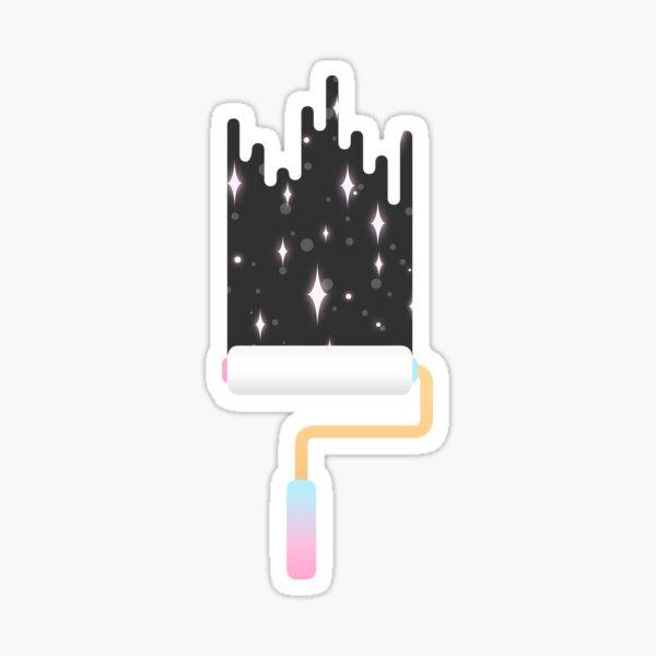 Je te montre les étoiles Sticker