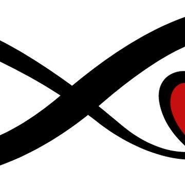 Infinite Love by bonedesigns