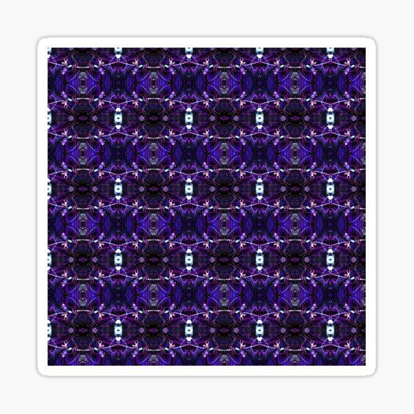 Dark Web - Amethyst - Micro Sticker