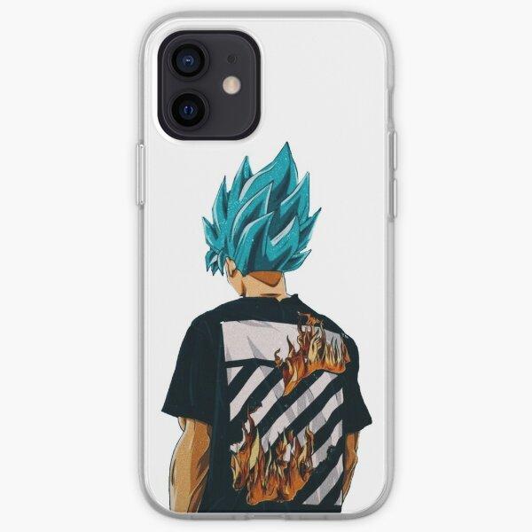 Son Goku Supersaiyan iPhone Soft Case