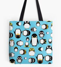 Know Your Penguins Tote Bag