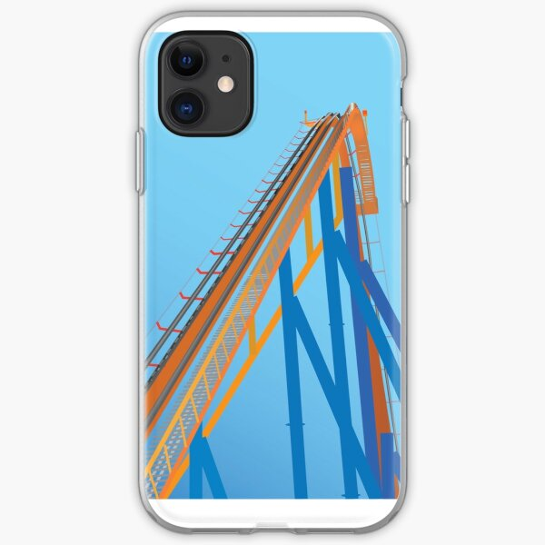 Roller Coaster iPhone Soft Case