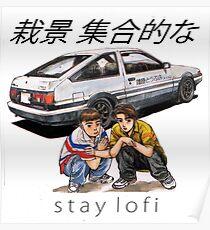 Initial LoFi Poster