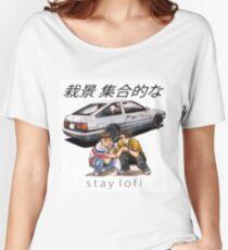 Initial LoFi Women's Relaxed Fit T-Shirt