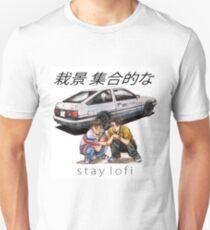 Initial LoFi Unisex T-Shirt