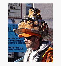 Groundhog gathering Photographic Print