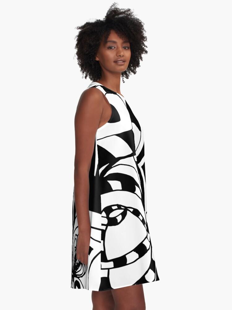 Alternate view of Wonder  A-Line Dress