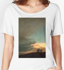 Landscape - sunrise Women's Relaxed Fit T-Shirt