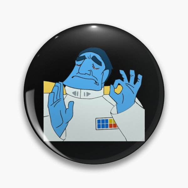 Art Appreciator Pin